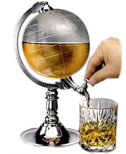 Глобус Графин для спиртного купить